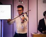 skrzypce elektryczne na żywo