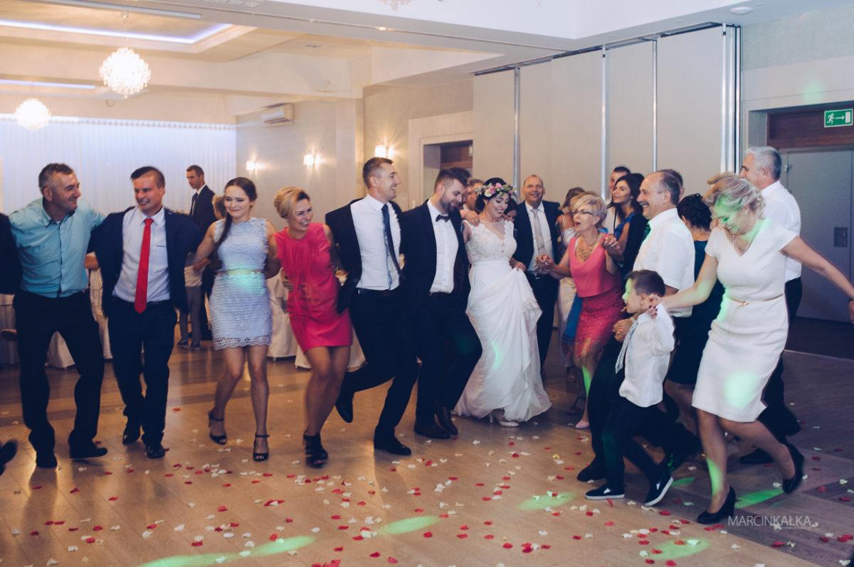 Goście na weselu Katowice
