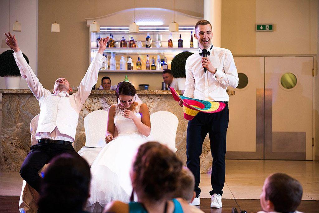 Wróżby weselne zabawa