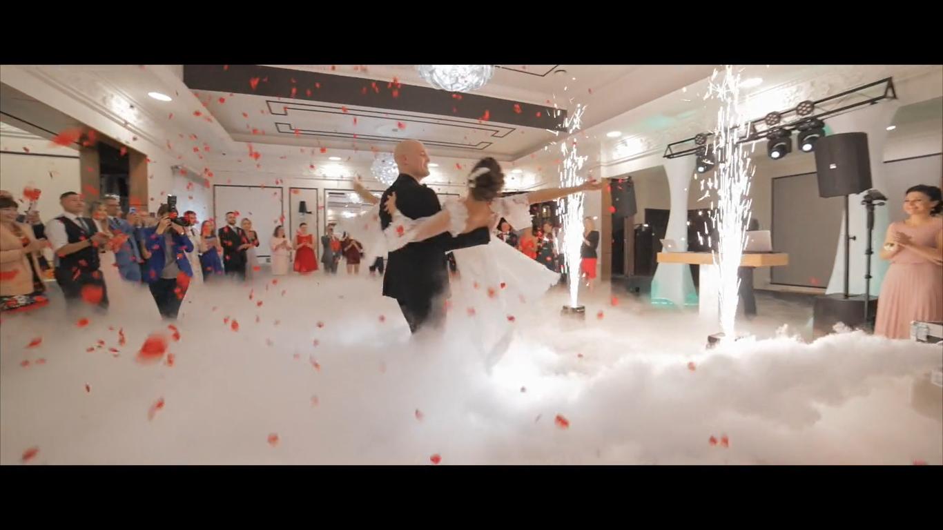 Pierwszy Taniec Żaneta i Patrick